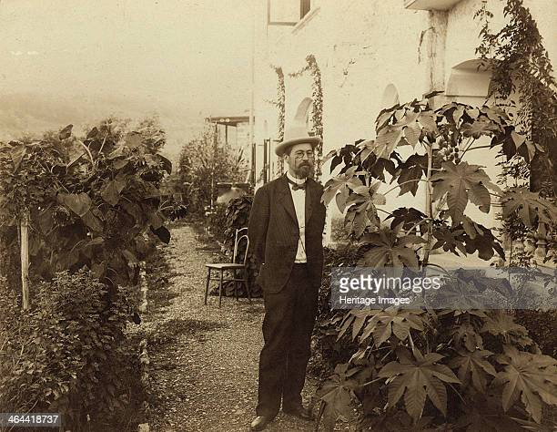 Anton Chekhov Russian author Yalta Crimea Russia c1900 Chekhov is regarded as one of Russia's finest playwrights and one of the greatest writers of...