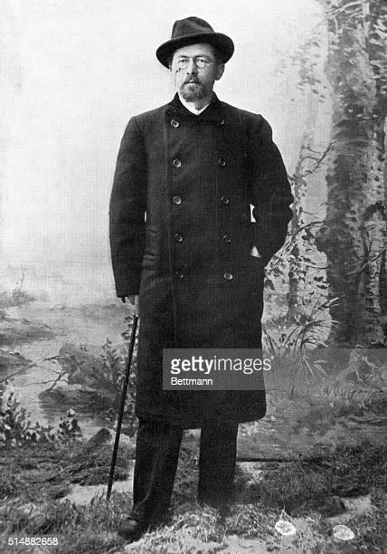 Anton Chekov Photograph 1899