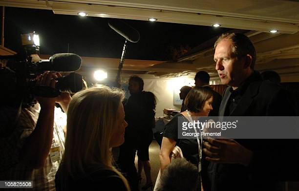 Anton Corbijn during 2007 Cannes Film Festival 'Control' Party in Cannes France