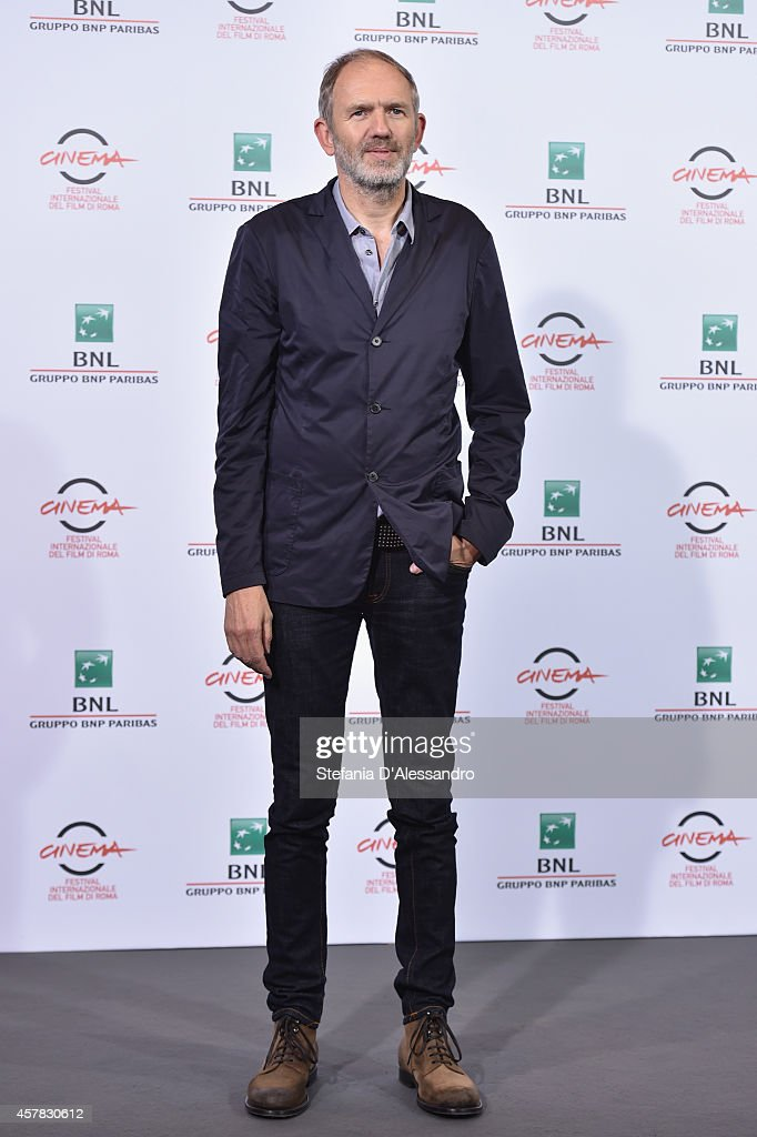 Anton Corbjin attends the 'A Most Wanted Man' Photocall during the 9th Rome Film Festival on October 25, 2014 in Rome, Italy.
