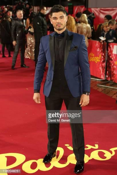 Anton Danyluk attends ITV Palooza at The Royal Festival Hall on November 12 2019 in London England
