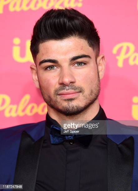 Anton Danyluk attends the ITV Palooza 2019 at the Royal Festival Hall on November 12 2019 in London England