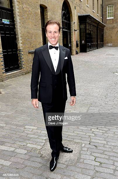 Anton du Beke attends the BAFTA Television Craft Awards 2014 at The Brewery on April 27 2014 in London England