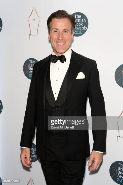 Anton du Beke attends the British Book Awards 2018 at The Grosvenor House Hotel on May 14 2018 in London England