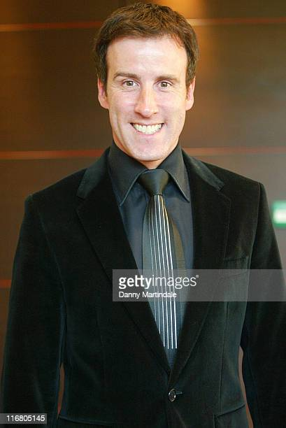 Anton du Beke during InterContinental London Park Lane Relaunch Party Red Carpet Arrivals at InterContinental Hotel in London United Kingdom