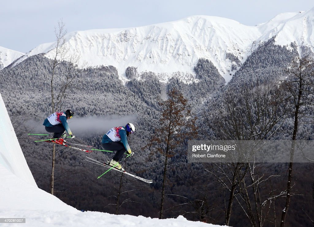 Around the Games: Day 12 - 2014 Winter Olympic Games