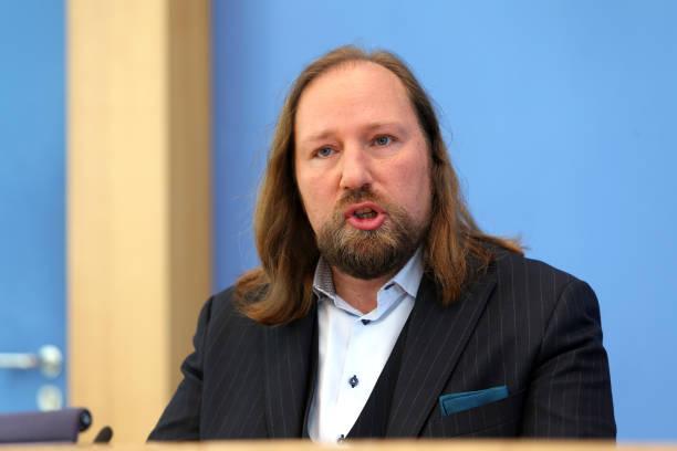 DEU: Greens Party Presents Economic Policy Program During The Coronavirus Crisis
