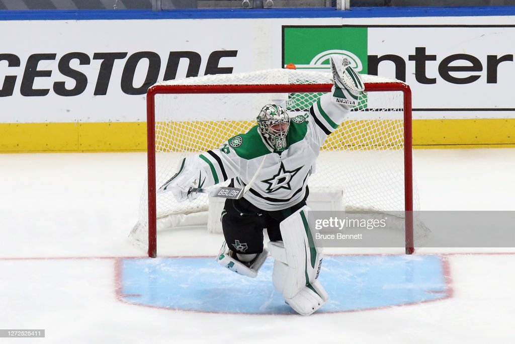 Dallas Stars v Vegas Golden Knights - Game Five : News Photo