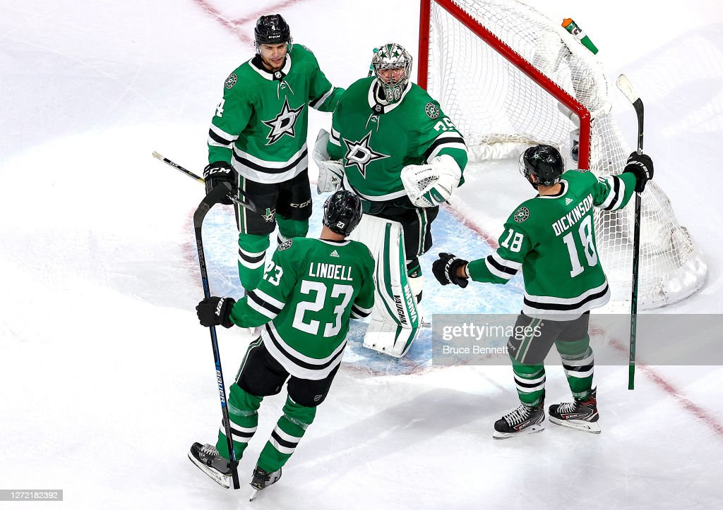 Vegas Golden Knights v Dallas Stars - Game Four : News Photo