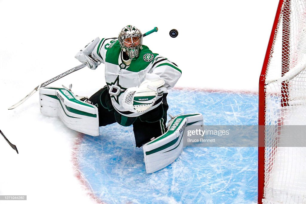 Dallas Stars v Vegas Golden Knights - Game One : News Photo