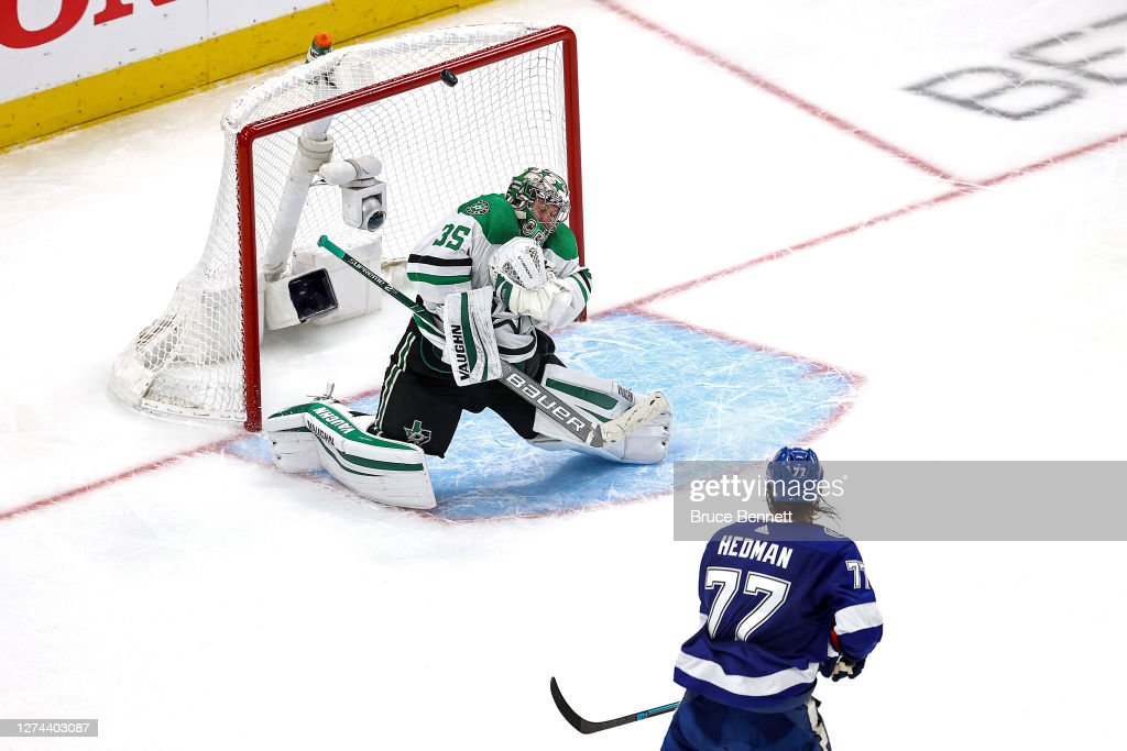 2020 NHL Stanley Cup Final - Game Two : News Photo