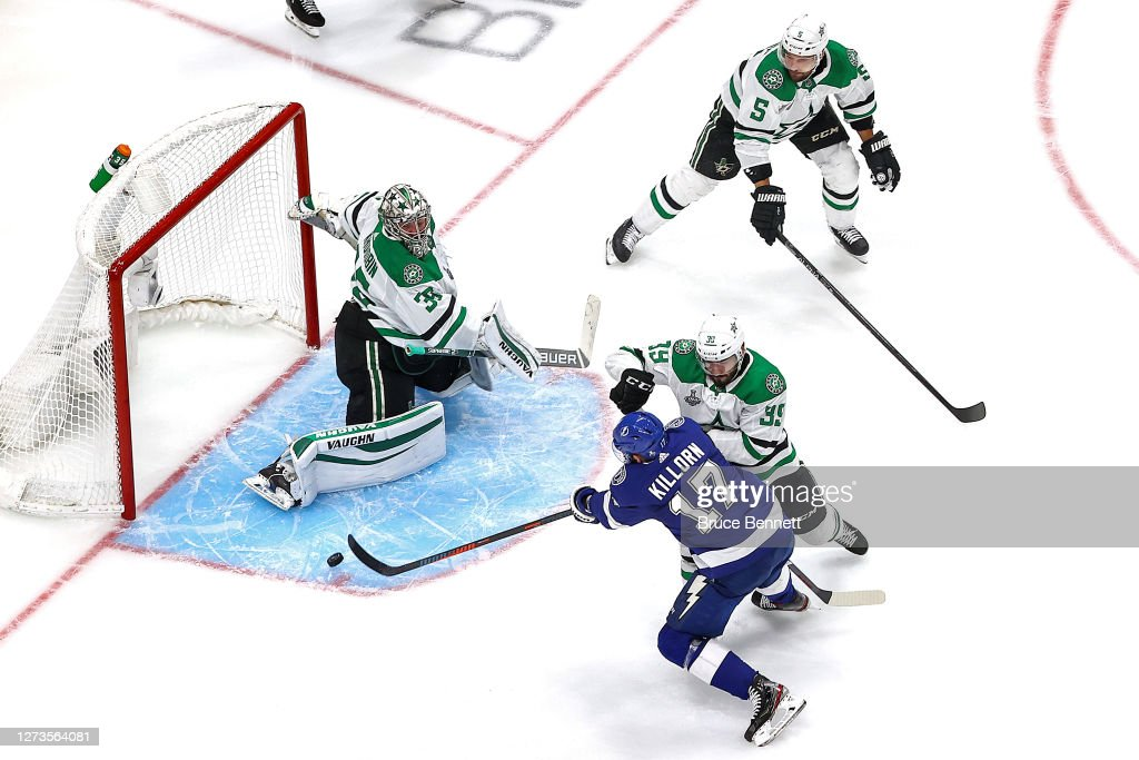 2020 NHL Stanley Cup Final - Game One : News Photo