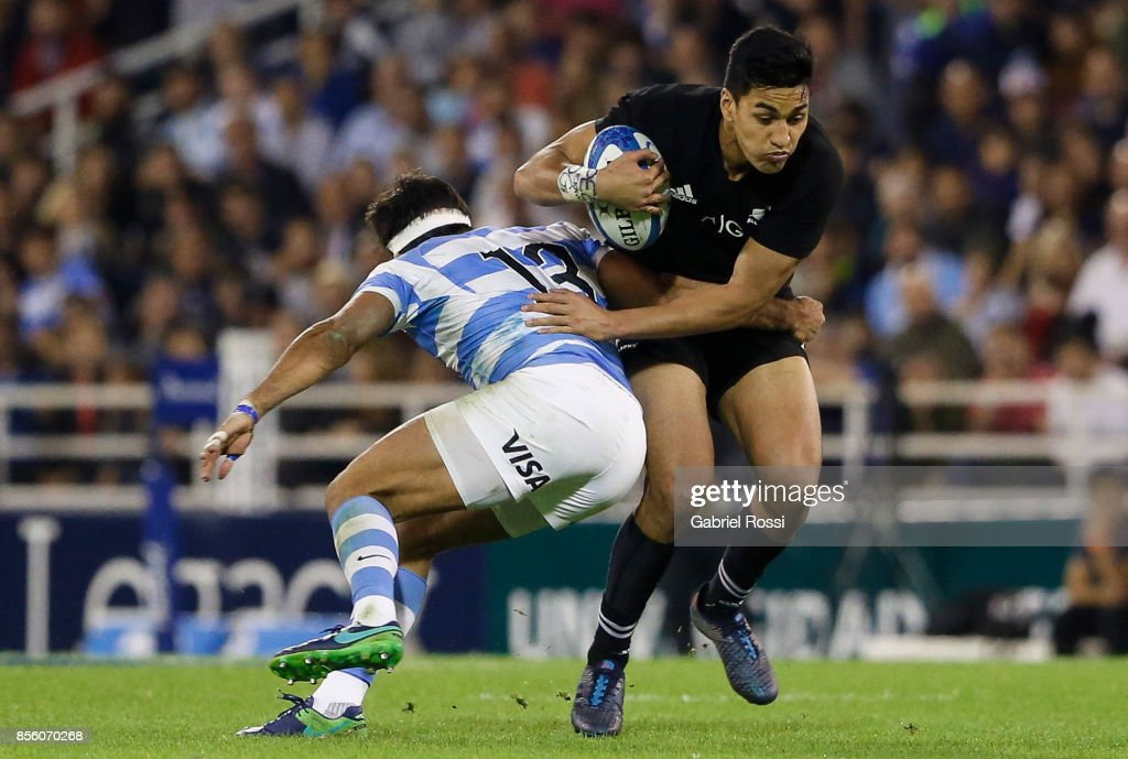 Argentina v New Zealand - The Rugby Championship