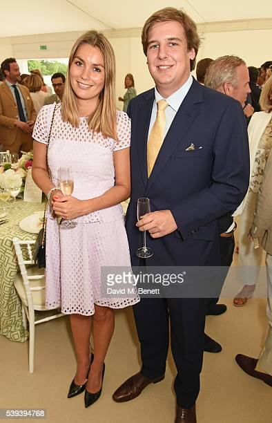 Anton Rupert Jr attends The Cartier Queen's Cup Final at Guards Polo Club on June 11 2016 in Egham England