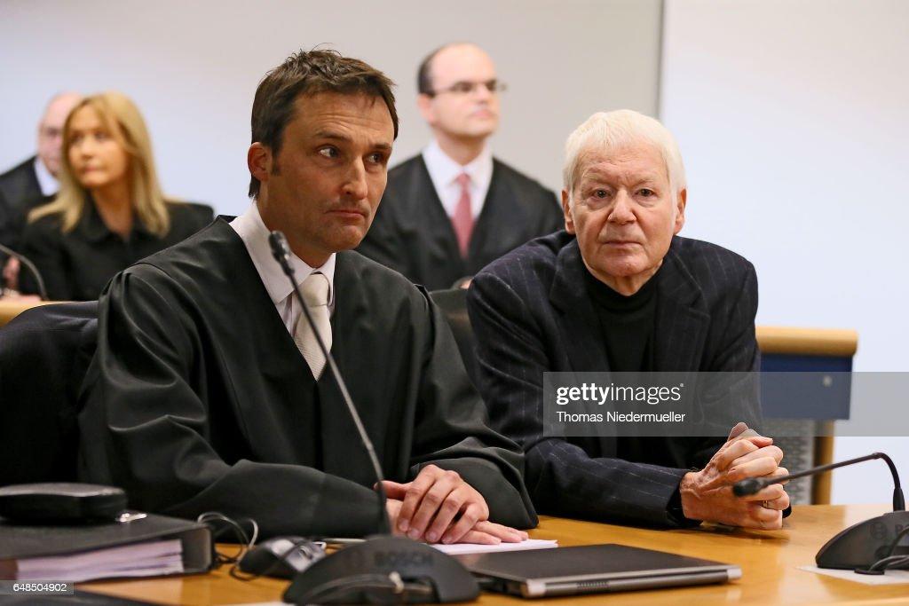 Schlecker Trial Begins In Stuttgart