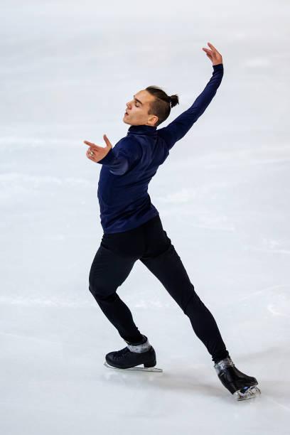 FRA: ISU Grand Prix of Figure Skating - Internationaux de France