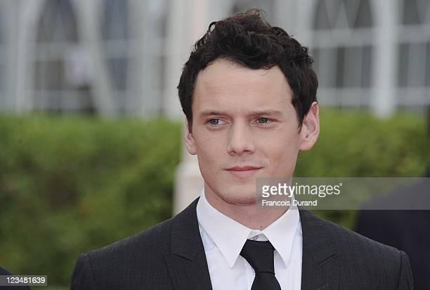 Anton Yelchin arrives at the 'Fright Night' Premiere during the 37th Deauville American Film Festival on September 3 2011 in Deauville France