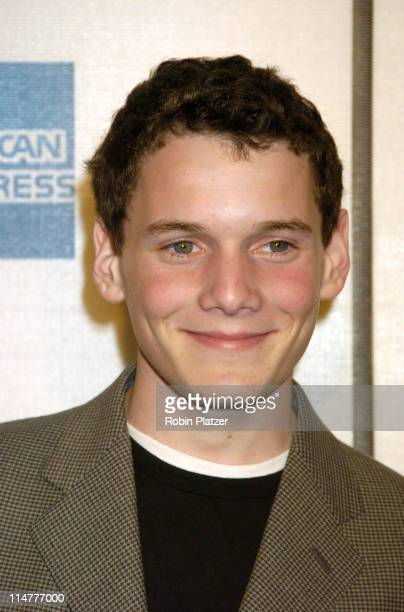 Anton Yelchin during 4th Annual Tribeca Film Festival Fierce People World Premiere at Tribeca Performing Arts Center in New York New York United...