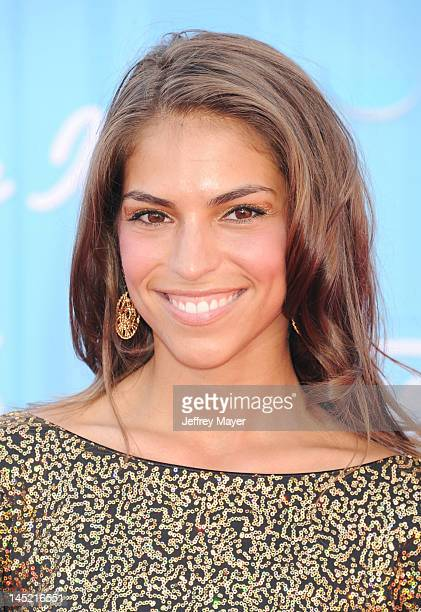 Antonella Barba attends American Idol Season 11 Grand Finale Show at Nokia Theatre LA Live on May 23 2012 in Los Angeles California