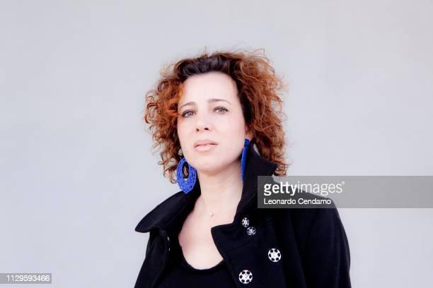 Antonella Gatti Bardelli Italian writer Carmiano Italy 2012