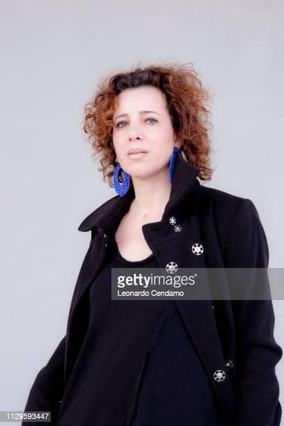 Antonella Gatti Bardelli, Italian writer, Como, Italy, 2012.