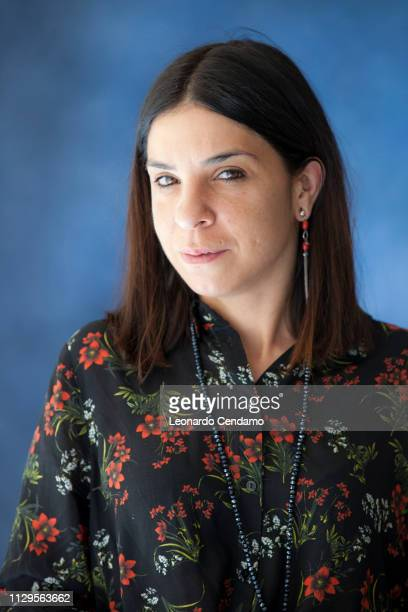 Antonella Lattanzi Italian writer Mantova Italy 21st May 2017