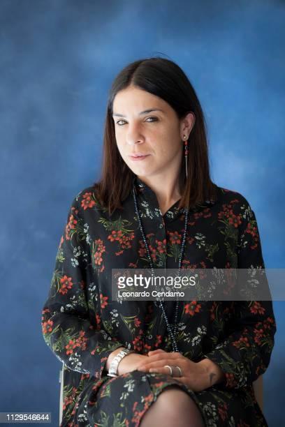 Antonella Lattanzi Italian writer Modena Italy 21st May 2017