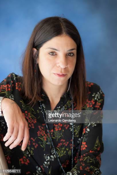 Antonella Lattanzi Italian writer Torino Italy 21st May 2017