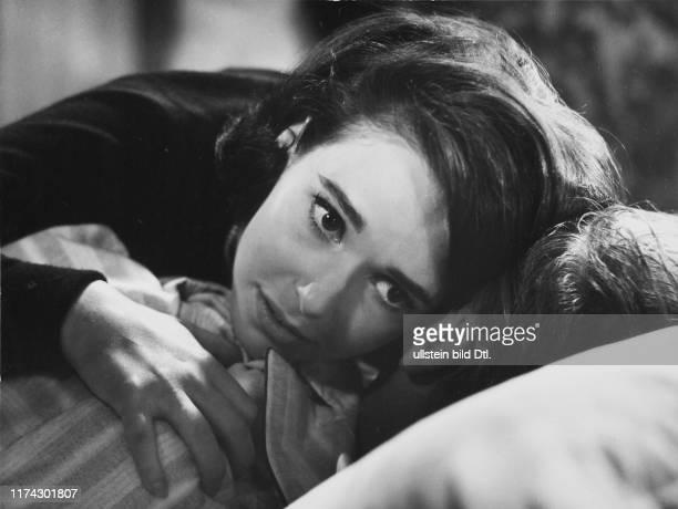 """Antonella Lualdi in """"Il Disordine"""" 1962"""