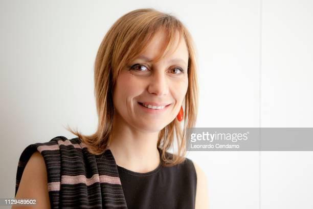 Antonella Nonino press officer Pordenone Italy 2013