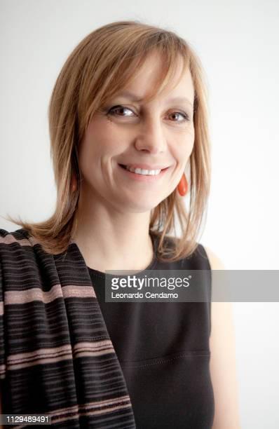 Antonella Nonino press officer Ronchi Di Percoto Italy 2013