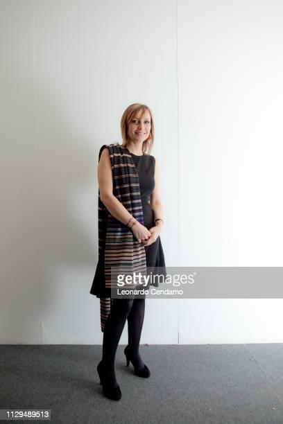 Antonella Nonino press officer Torino Italy 2013