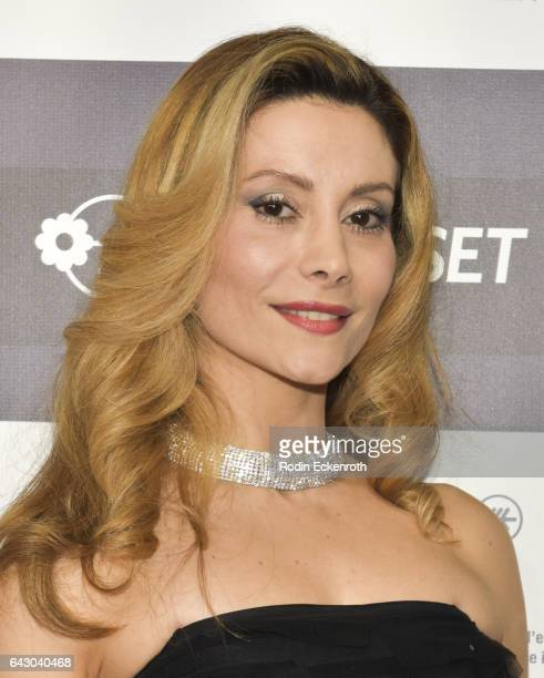 Antonella Salvucci attends 12th Edition Of The Los Angeles Italia Film Fashion And Art Fest at TCL Chinese 6 Theatres on February 19 2017 in...