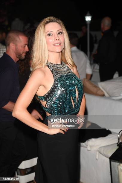 Antonella Salvucci attends 2017 Ischia Global Film Music Fest on July 12 2017 in Ischia Italy