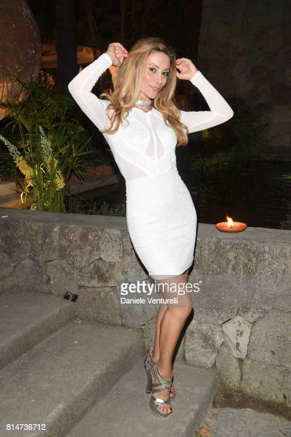 Antonella Salvucci attends 2017 Ischia Global Film Music Fest on July 14 2017 in Ischia Italy