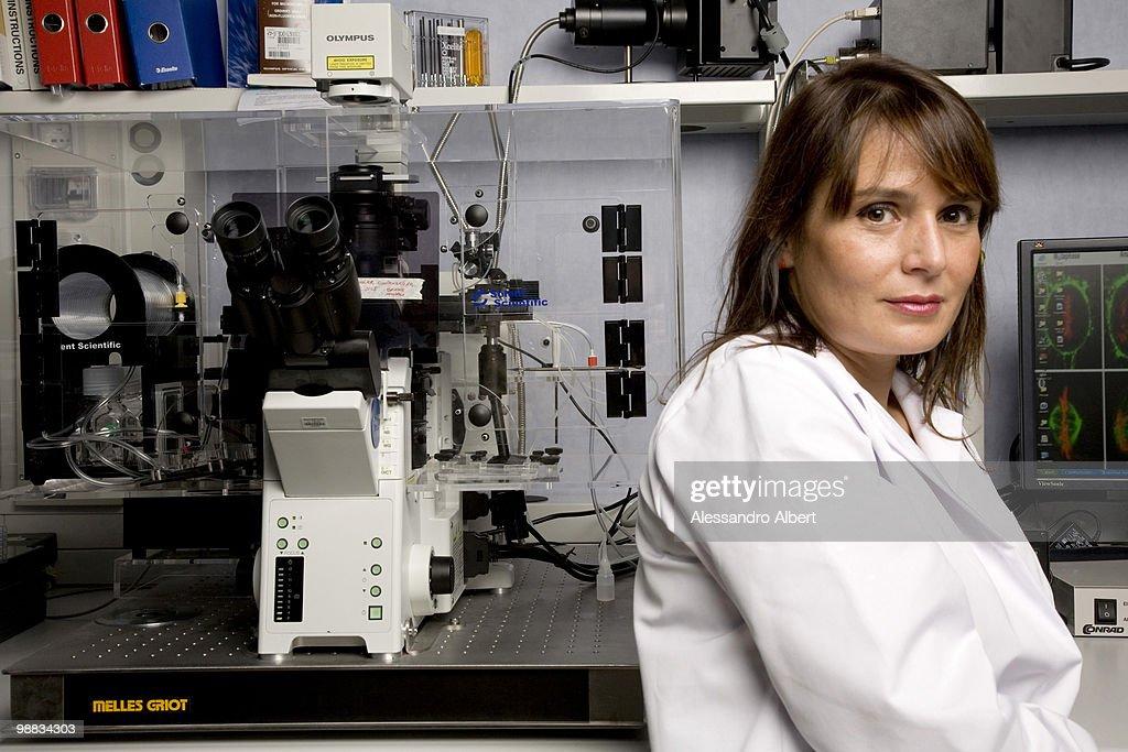 Antonella Viola of Humanitas hospital : Foto di attualità