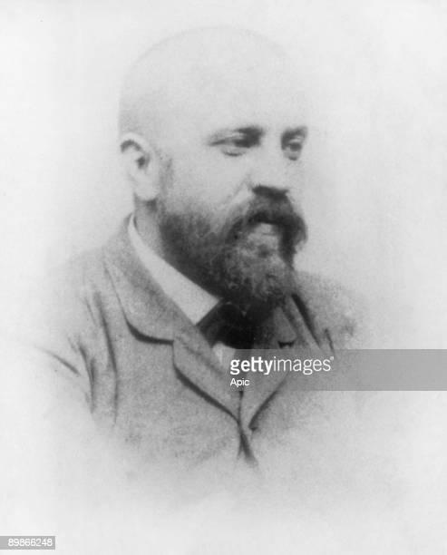 Antoni Gaudi Catalan architect 1888