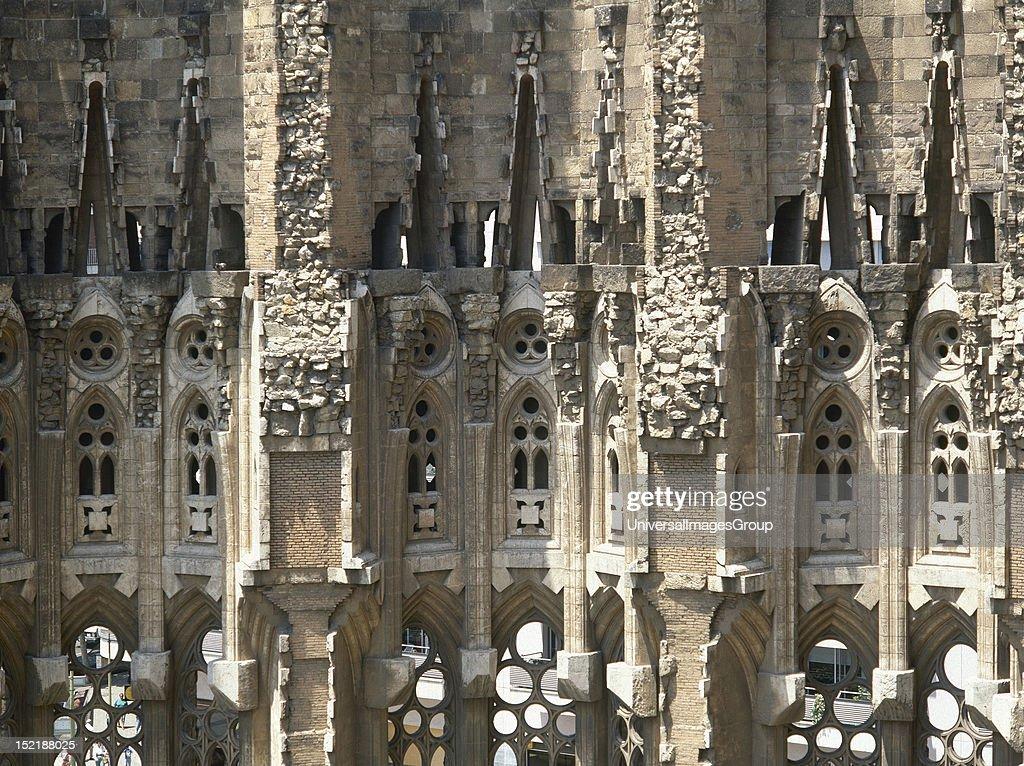 Antoni Gaudi Cornet 1852 1926 Spanish Architect Basilica And Expiatory Church