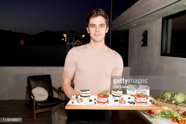 Antoni Porowski as Boursin and Antoni Porowski Host Farm Fresh Fete Entertaining Evening at a Private Residence on April 24, 2019 in Los Angeles,...