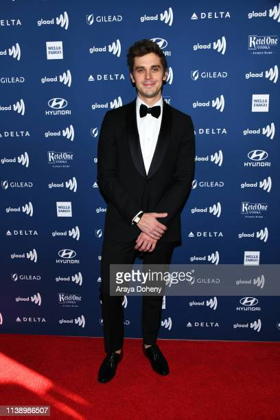 Antoni Porowski at the 30th Annual GLAAD Media Awards at The Beverly Hilton Hotel on March 28 2019 in Beverly Hills California