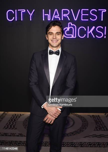 Antoni Porowski attends City Harvest The 2019 Gala on April 30 2019 at Cipriani 42nd Street in New York City