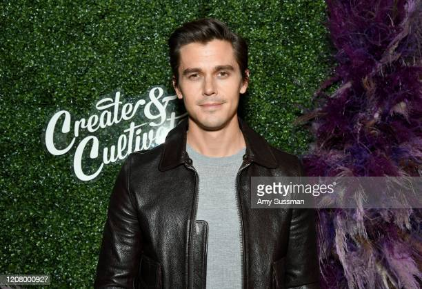 Antoni Porowski attends Create Cultivate Los Angeles at Rolling Greens Los Angeles on February 22 2020 in Los Angeles California