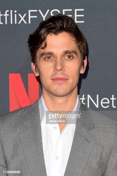 Antoni Porowski attends FYC Event of Netflix's 'Queer Eye' at Raleigh Studios on May 16 2019 in Los Angeles California