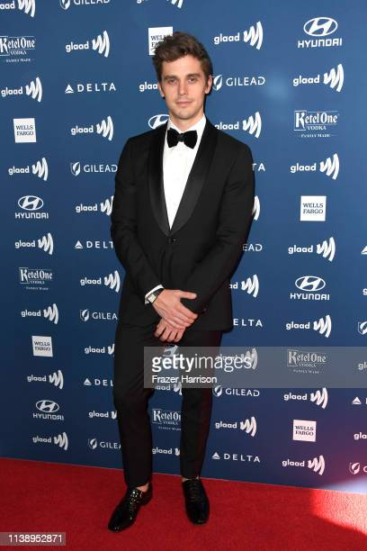 Antoni Porowski attends the 30th Annual GLAAD Media Awards at The Beverly Hilton Hotel on March 28 2019 in Beverly Hills California