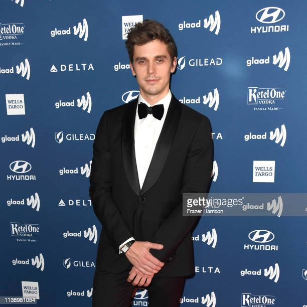 Antoni Porowski attends the 30th Annual GLAAD Media Awards at The Beverly Hilton Hotel on March 28, 2019 in Beverly Hills, California.