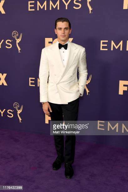 Antoni Porowski attends the 71st Emmy Awards at Microsoft Theater on September 22 2019 in Los Angeles California