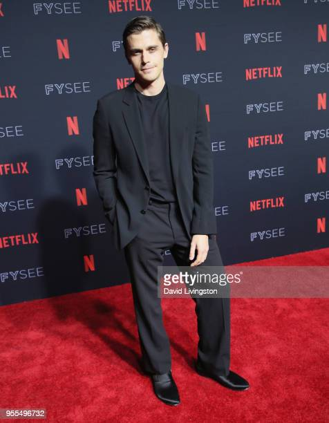 Antoni Porowski attends the Netflix FYSEE KickOff at Netflix FYSEE At Raleigh Studios on May 6 2018 in Los Angeles California