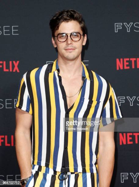 Antoni Porowski attends the NETFLIXFYSEE event for 'Queer Eye' at Netflix FYSEE At Raleigh Studios on May 31 2018 in Los Angeles California