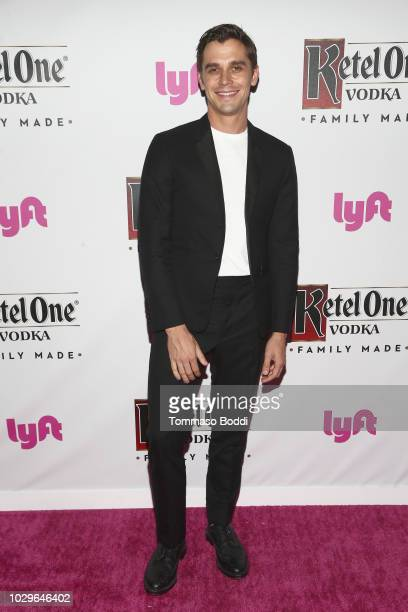 Antoni Porowski attends The Queer Eye Emmy Cast Party hosted by Ketel One FamilyMade Vodka at Kimpton La Peer Hotel on September 8 2018 in West...