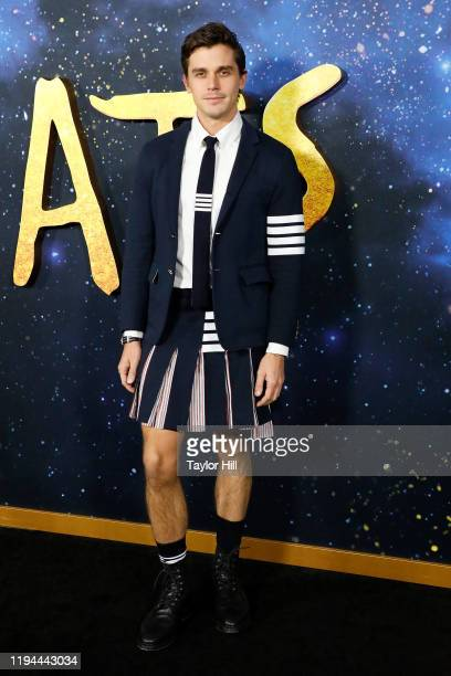 Antoni Porowski attends the world premiere of Cats at Alice Tully Hall Lincoln Center on December 16 2019 in New York City